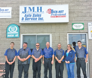 JMH Auto Sales & Service Inc. Staff